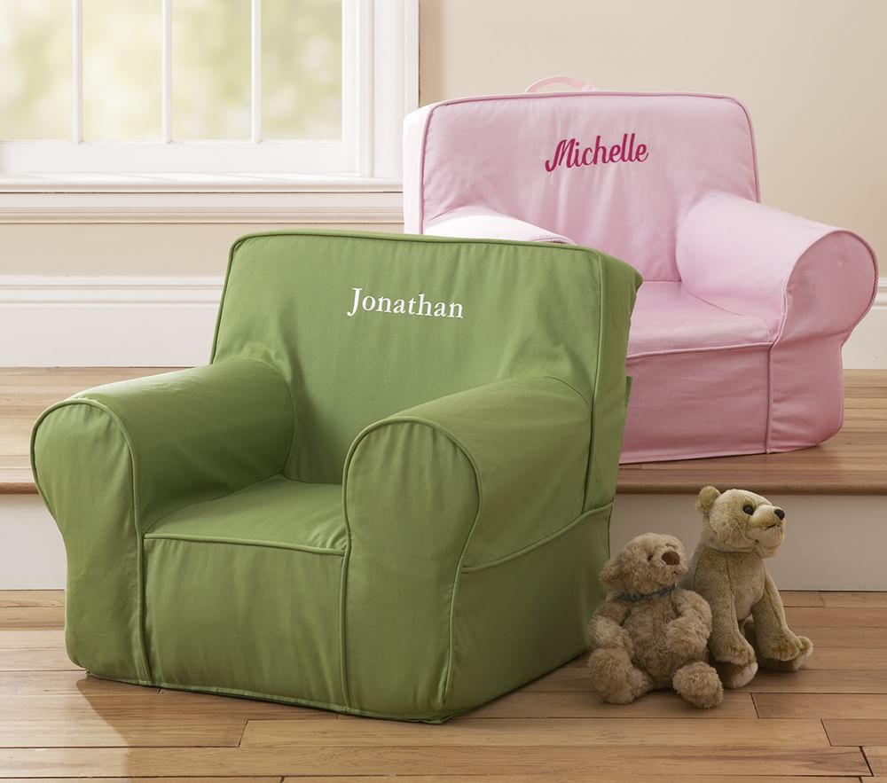Pottery barn kids my first anywhere chair - Light Pink Anywhere Chair