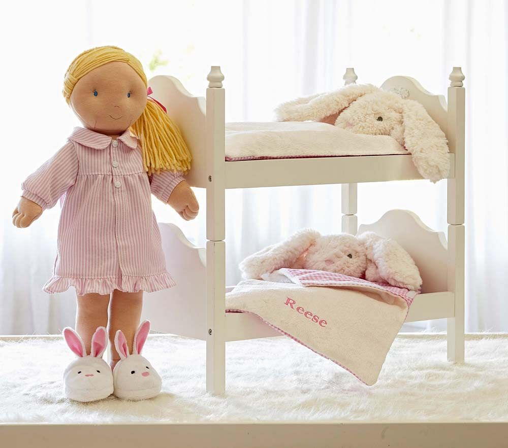 Doll Bunk Bed Amp Bedding Pottery Barn Kids Au