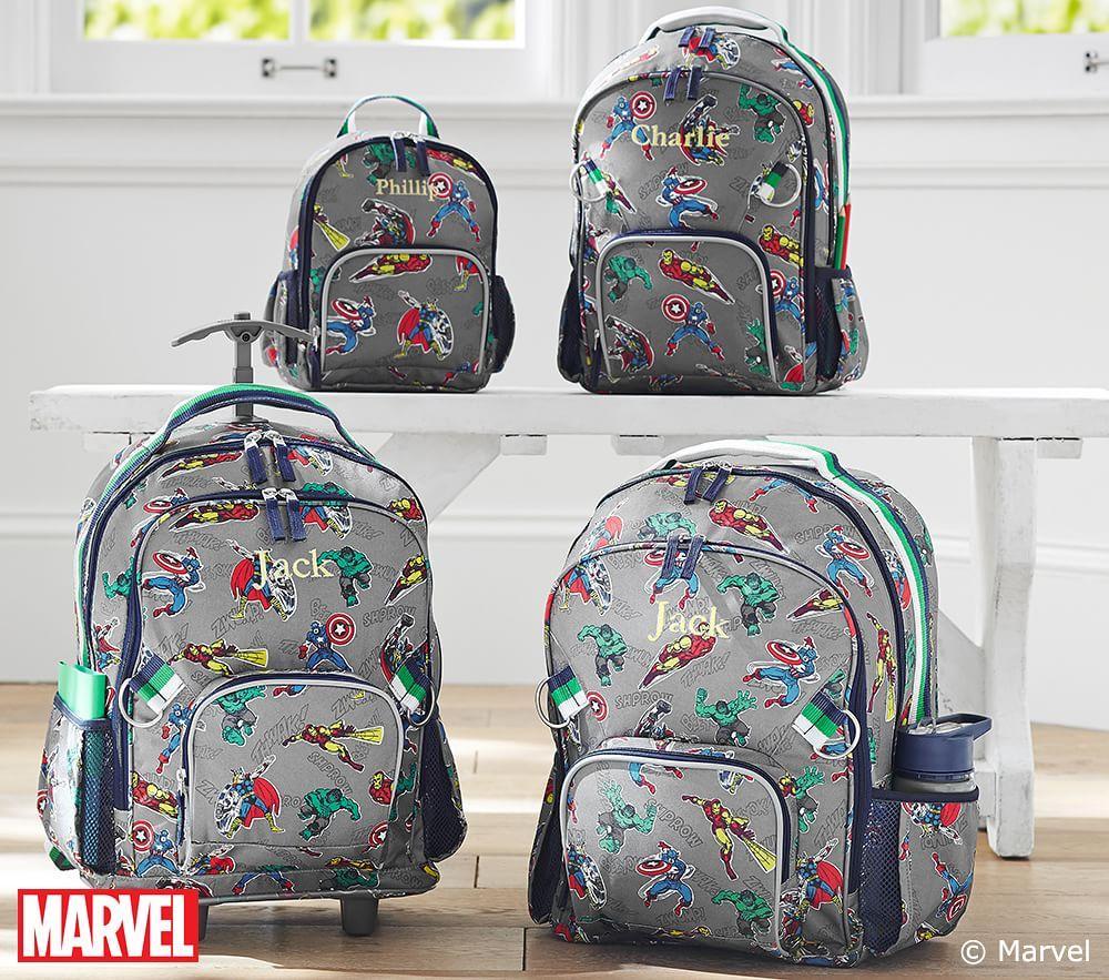 Marvel Backpacks Pottery Barn Kids