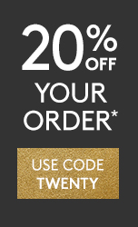 20% off your order! Use code: TWENTY