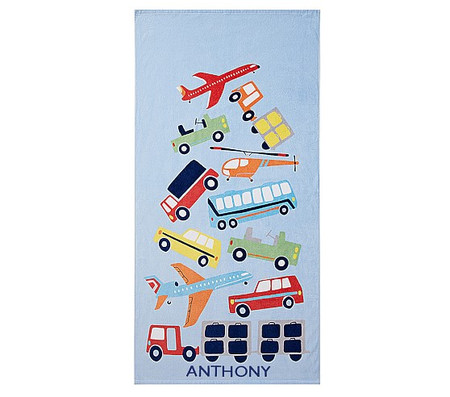 Brody Kids Beach Towel