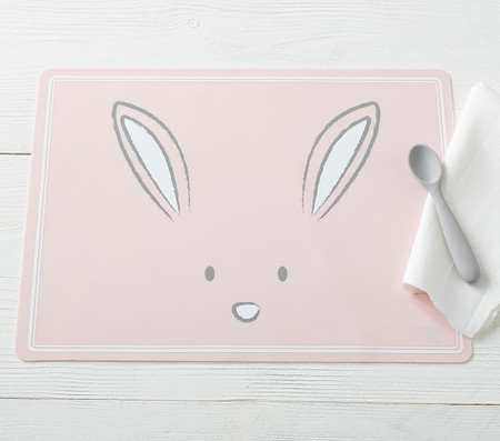 Bunny Silicone Placemat