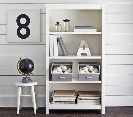 Cameron 4-Shelf Bookcase