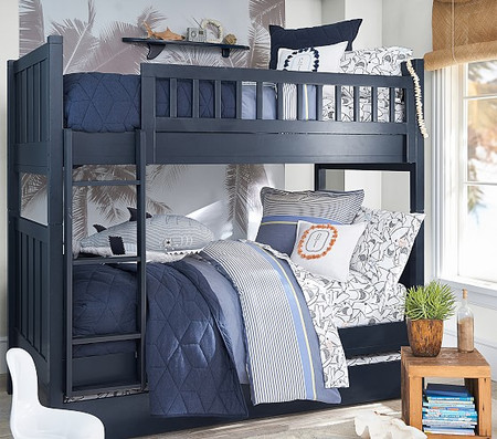 Camp King Single-Over-King Single Bunk Bed