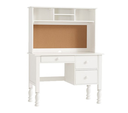 Catalina Storage Desk & Large Hutch