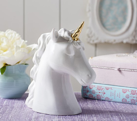 Ceramic Unicorn Bank