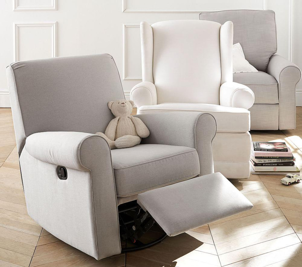Comfort Swivel Rocker Amp Recliner Pottery Barn Kids Au