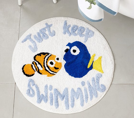 Disney and Pixar Finding Nemo Bath Mat