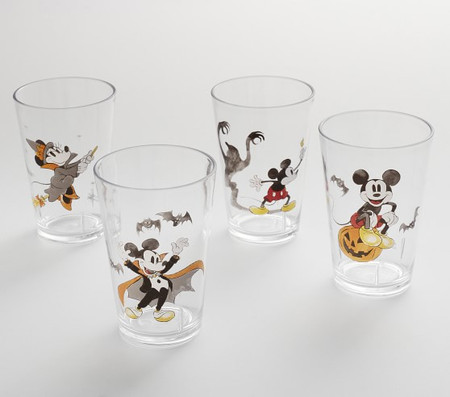 Disney Mickey Mouse Halloween Tumblers