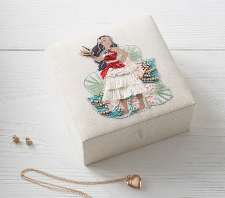 Disney Moana Jewellery Box
