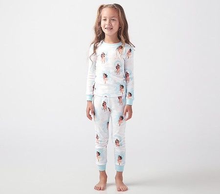 Disney Moana Tight Fit Pyjamas