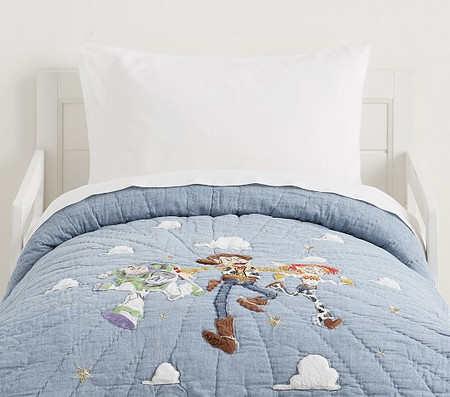 Disney and Pixar Toy Story Toddler Comforter