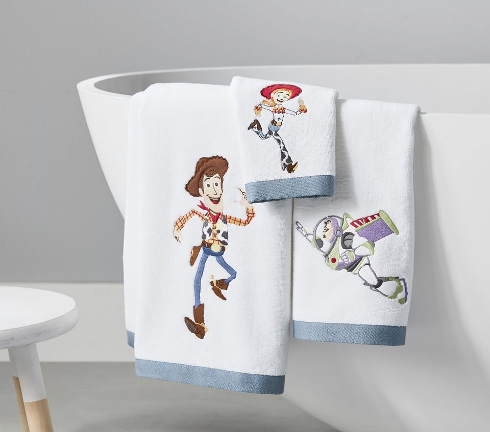 Disney and Pixar Toy Story Towel Collection