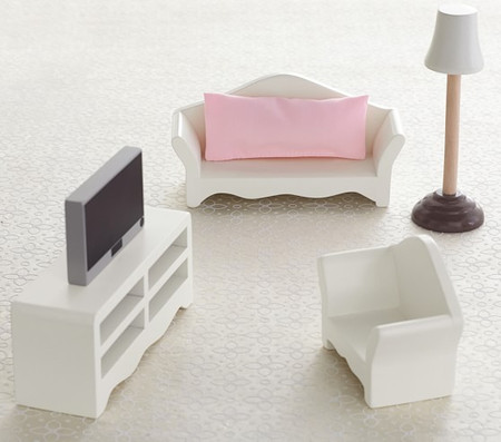 Dollhouse Living Room Set