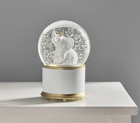 Elephant Light-Up Snowglobe