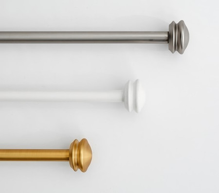 Endcap Finial & Window Hardware