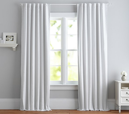 Evelyn Linen Blackout Curtain