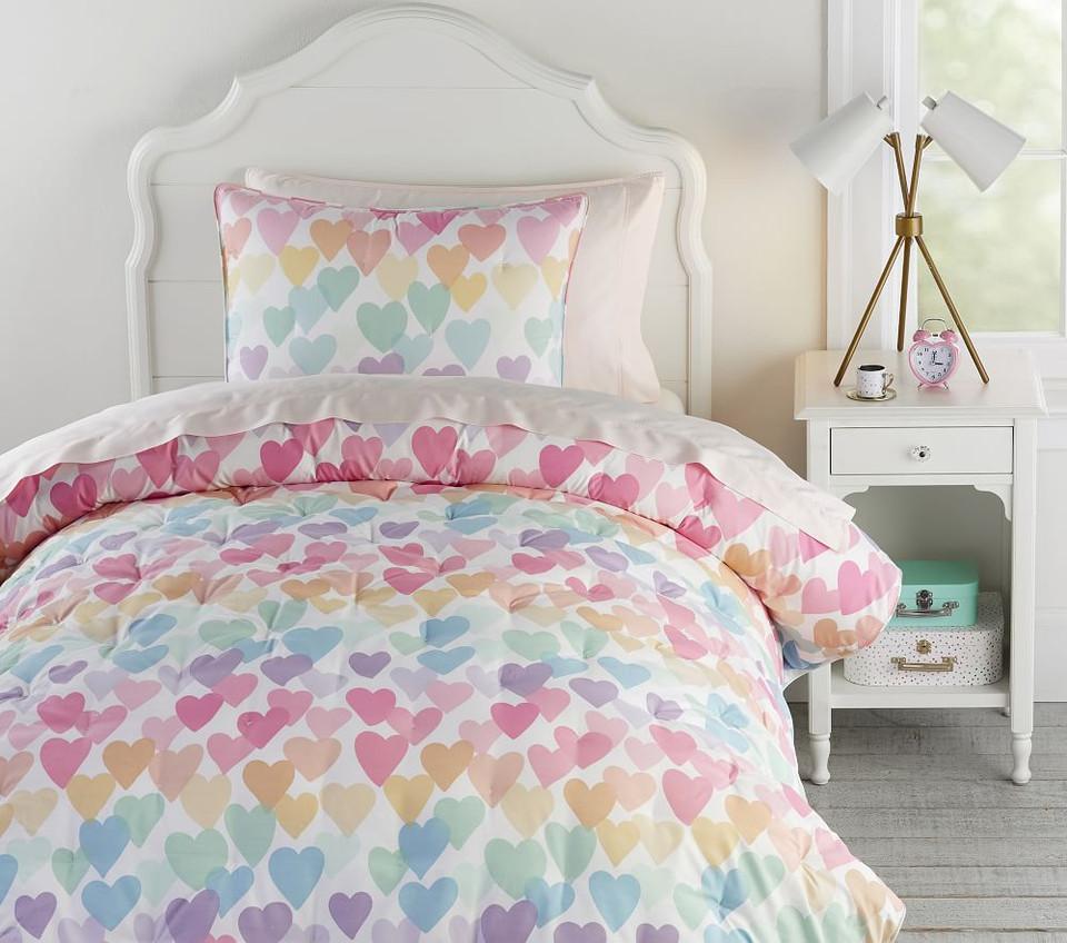 Rainbow Unicorn Comforter Pottery Barn Kids Au