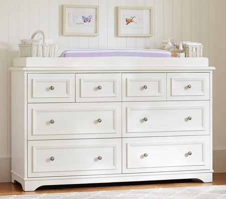 Fillmore Extra Wide Dresser & Change Table Topper