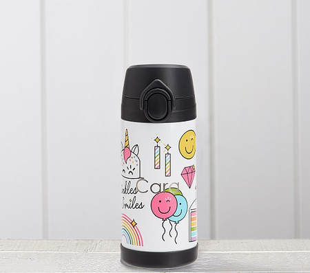 FLOUR SHOP Cara The Unicorn Water Bottle