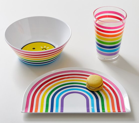 FLOUR SHOP Rainbow Tabletop Gift Set