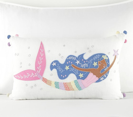 Gemma Mermaid Decorative Cushion