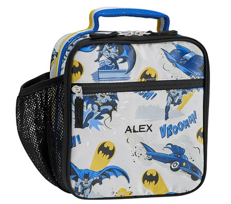 Mackenzie BATMAN™ Glow-in-the-Dark Lunch Boxes