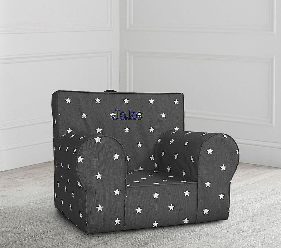 Grey Star Glow In The Dark Anywhere Chair®