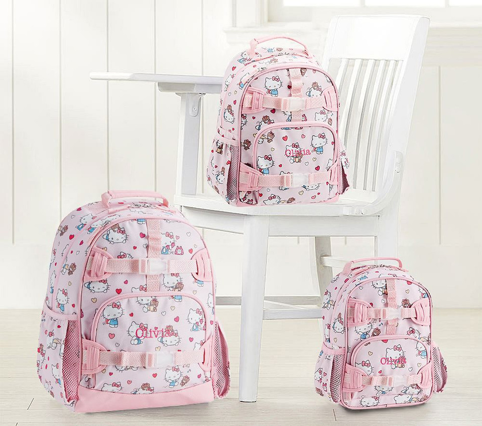 Hello Kitty® Hearts Backpacks