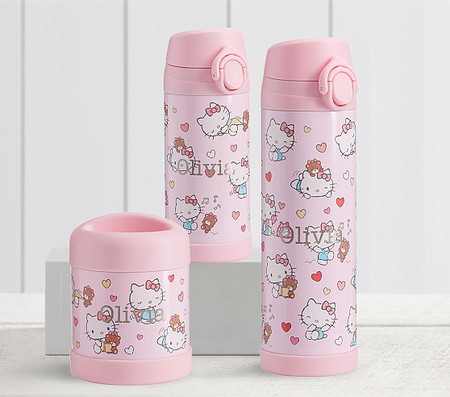 Hello Kitty® Hearts Water Bottles