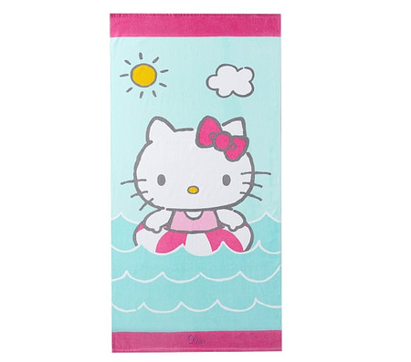 Hello Kitty® Kids Beach Towel