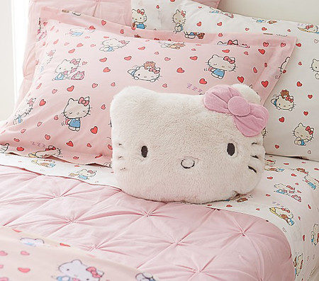 Hello Kitty® Shaped Pillow