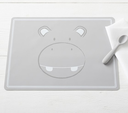 Hippo Silicone Placemat