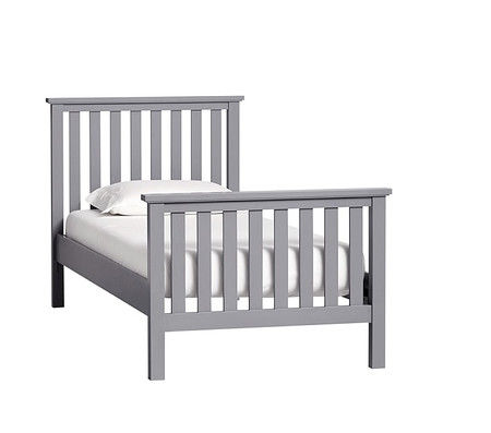 Elliott Bed - Charcoal
