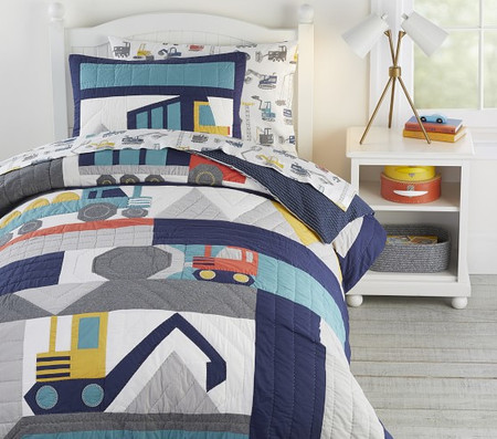 Jax Construction Comforter