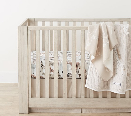 Jeremiah Brent x pbk Baby Bed Linen
