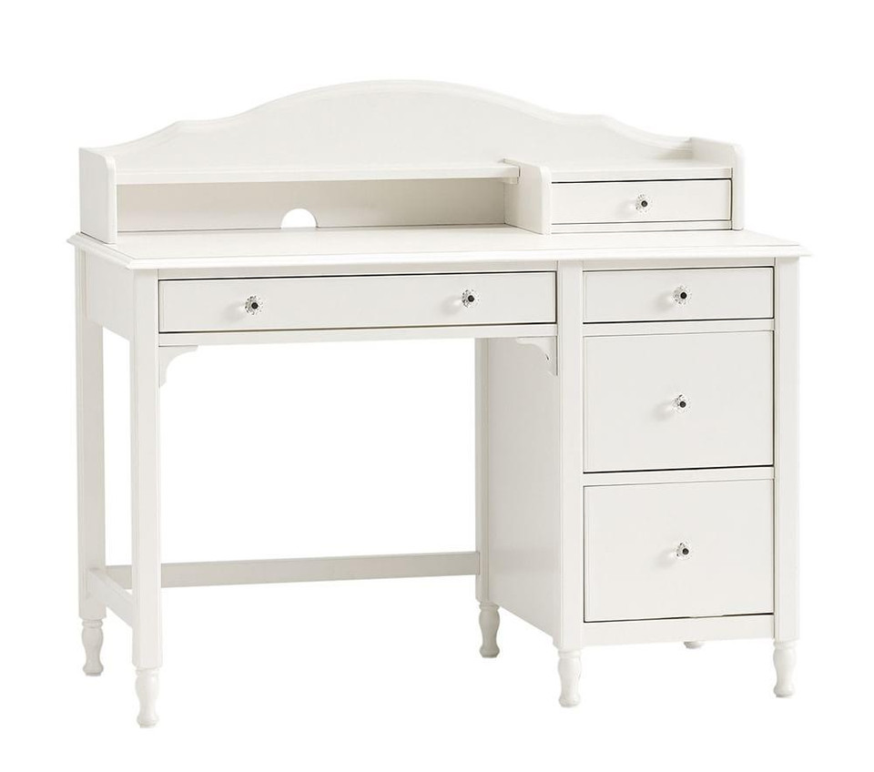 Juliette Storage Desk Amp Hutch
