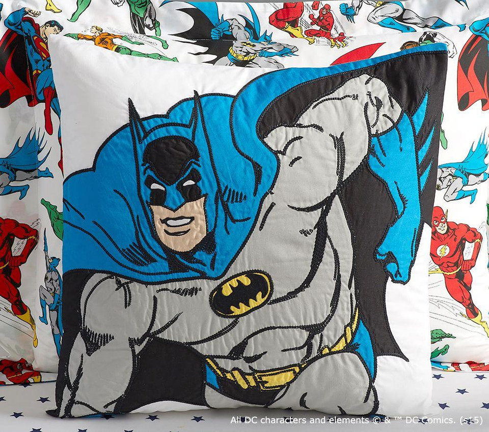 Justice League™ Decorative Cushion Covers