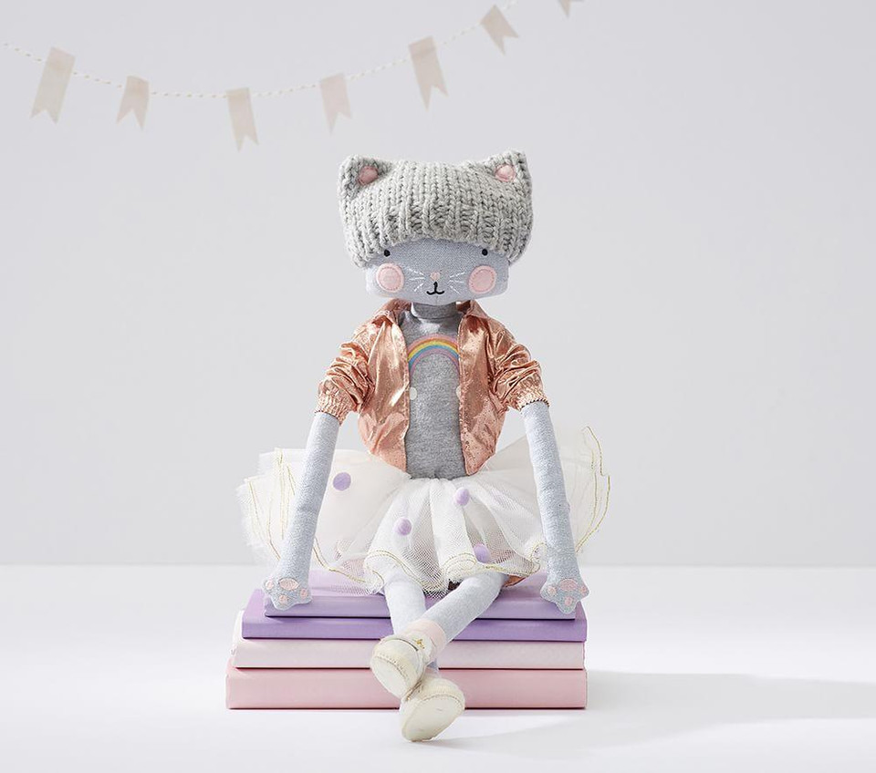 Kathryn The Cool Cat Designer Doll