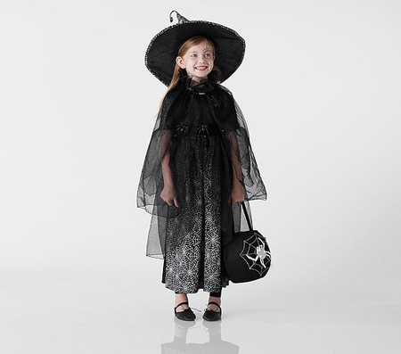 Glow-in-the-Dark Witch Costume