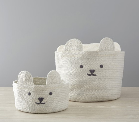 Knit Bear Storage