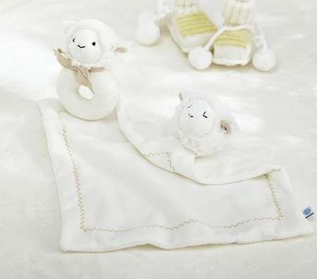 Lamb Plush Security Blanket