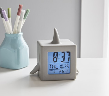 Light Up Shark Digital Clock
