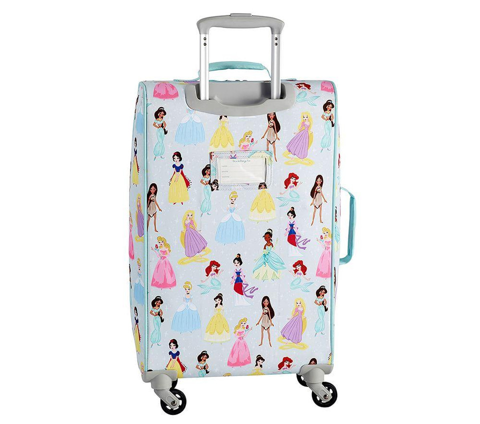 Mackenzie Aqua Disney Princess Luggage