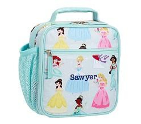 Mackenzie Aqua<br>Disney Princess Classic Lunch Bag