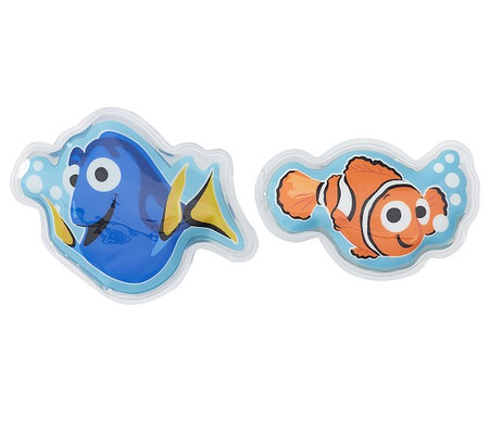 Disney•Pixar Finding Nemo Glow-in-the-dark Soft Freezer Packs, Set of 2