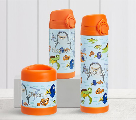 Mackenzie Disney®Pixar Finding Nemo Glow-in-the-dark Water Bottles