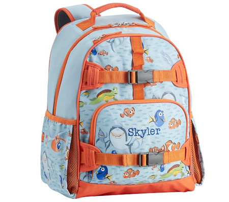 Mackenzie Disney•Pixar Finding Nemo Glow-in-the-dark Backpacks