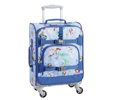 Mackenzie Disney and Pixar Toy Story Luggage