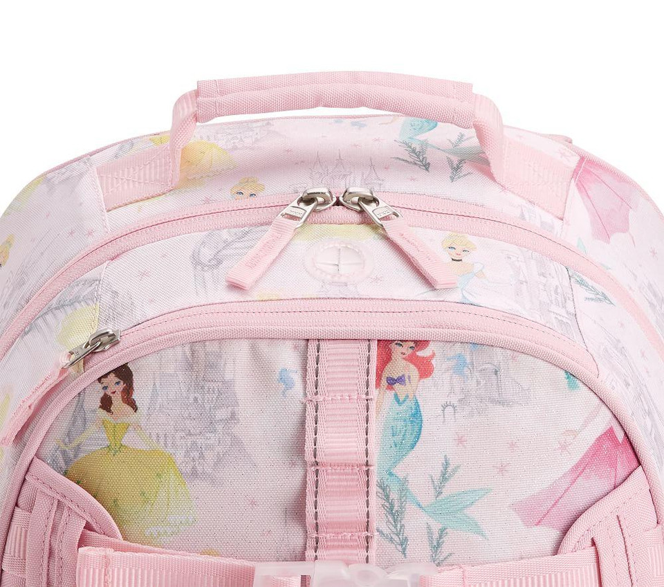 Mackenzie Disney Princess Castle Shimmer Backpack
